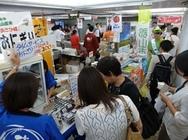 やっぱり新宿!たくさんの人にご来店いただきました。
