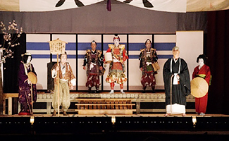 柳橋歌舞伎定期公演